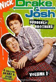 Drake & Josh: Suddenly Brothers - Vol. 1 (DVD)