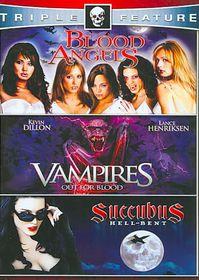 Vampires/Blood Angels/Succubus - (Region 1 Import DVD)