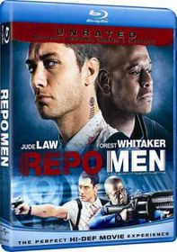 Repo Men - (Region A Import Blu-ray Disc)
