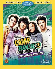 Camp Rock 2:Final Jam Extended Ed - (Region A Import Blu-ray Disc)