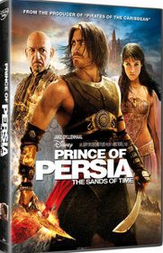 Prince of Persia: The Sands of Time (2010)(DVD)