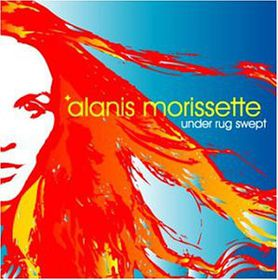 Alanis Morissette - Under Rug Swept (CD)