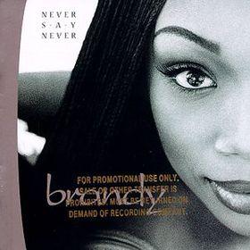 Brandy - Never Say Never (CD)