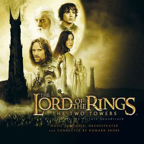 Original Soundtrack - Lord Of The Rings - The Two Towers (CD)