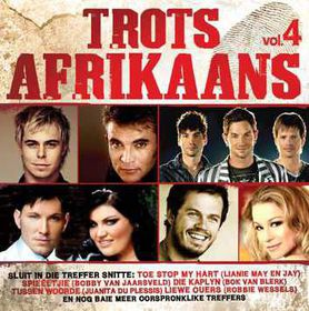 Trots Afrikaans - Vol.4 - Various Artists (CD)