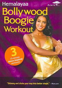 Hemalayaa:Bollywood Boogie Workout - (Region 1 Import DVD)