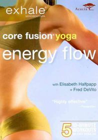 Exhale:Core Fusion Yoga Energy Flow - (Region 1 Import DVD)