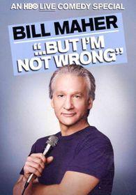 Bill Maher:But I'm Not Wrong - (Region 1 Import DVD)