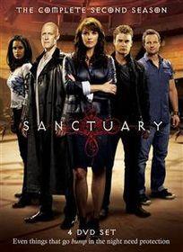 Sanctuary:Complete Second Season - (Region 1 Import DVD)