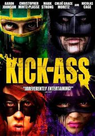 Kick Ass - (Region 1 Import DVD)