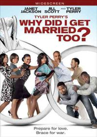 Why Did I Get Married Too - (Region 1 Import DVD)