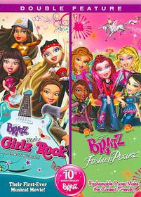 Bratz:Girlz Really Rock/Bratz:Fashion - (Region 1 Import DVD)
