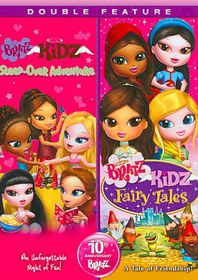 Bratz:Kids Sleep over/Bratz:Kidz Fair - (Region 1 Import DVD)