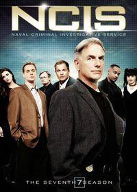NCIS: Seventh Season - (Region 1 Import DVD)