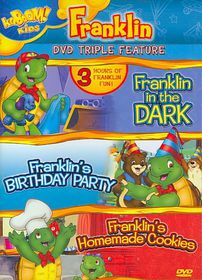 Franklin's Birthday Party/Franklin in - (Region 1 Import DVD)