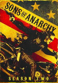 Sons of Anarchy Season 2 - (Region 1 Import DVD)
