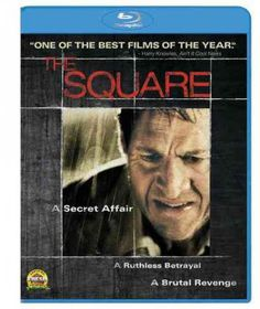 Square - (Region A Import Blu-ray Disc)