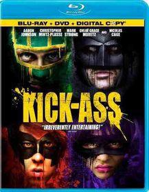 Kick Ass - (Region A Import Blu-ray Disc)