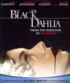 Black Dahlia - (Region A Import Blu-ray Disc)