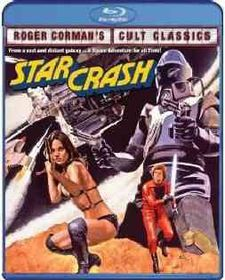 Star Crash - (Region A Import Blu-ray Disc)