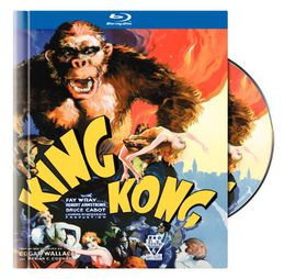 King Kong - (Region A Import Blu-ray Disc)