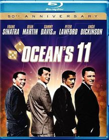 Ocean's 11 - (Region A Import Blu-ray Disc)