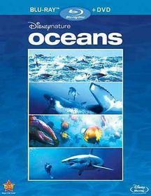 Disneynature:Oceans - (Region A Import Blu-ray Disc)