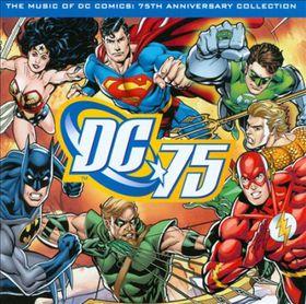 Music of Dc Comics:75th Anniversary C - (Import CD)