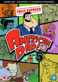 American Dad!: Season 5 - (Import DVD)