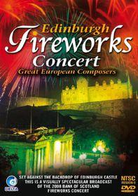 Edinburgh Fireworks Concert: Great European Composers - (Import DVD)