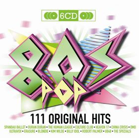 Original Hits - 80's Pop - Various Artists (CD)