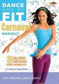 Dance and Be Fit:Carnaval Workout - (Region 1 Import DVD)