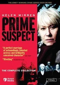 Prime Suspect: Complete Collection - (Region 1 Import DVD)