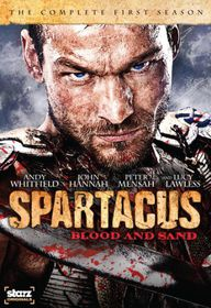 Spartacus: Blood and Sand - The Complete First Season - (Region 1 Import DVD)