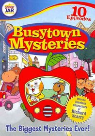 Busytown Mysteries:Biggest Mysteries - (Region 1 Import DVD)