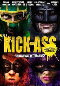 Kick A$$ - (Region 1 Import DVD)