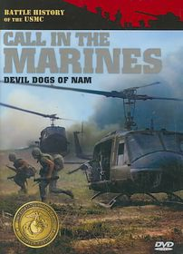 Devil Dogs of Nam:Call in the Marines - (Region 1 Import DVD)