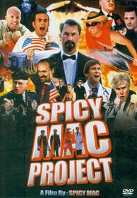 Spicy Mac Project - (Region 1 Import DVD)