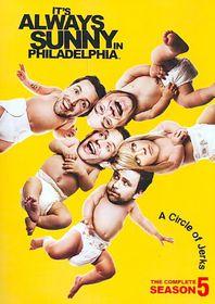 It's Always Sunny in Philadelph Ssn 5 - (Region 1 Import DVD)