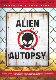 Alien Autopsy - (Region 1 Import DVD)