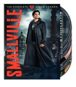 Smallville:Complete Ninth Season - (Region 1 Import DVD)