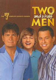 Two and a Half Men:Comp Seventh Ssn - (Region 1 Import DVD)