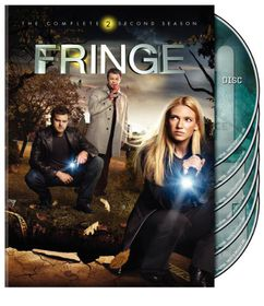 Fringe:Complete Second Season - (Region 1 Import DVD)