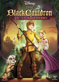 Black Cauldron:25th Anniversary Se - (Region 1 Import DVD)