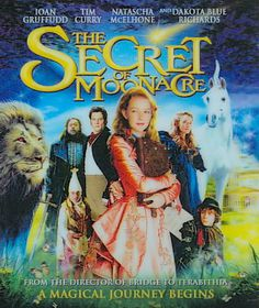 Secret of Moonacre - (Region A Import Blu-ray Disc)