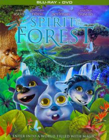 Spirit of the Forest - (Region A Import Blu-ray Disc)
