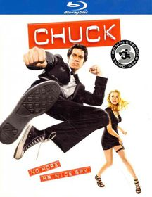 Chuck:Complete Third Season - (Region A Import Blu-ray Disc)