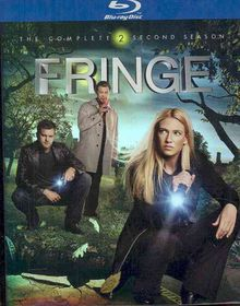 Fringe:Comp Second Season - (Region A Import Blu-ray Disc)