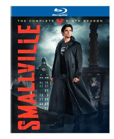Smallville:Complete Ninth Season - (Region A Import Blu-ray Disc)