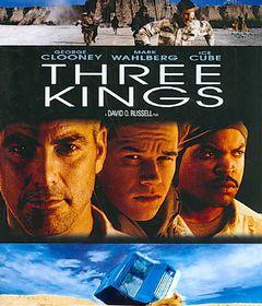 Three Kings - (Region A Import Blu-ray Disc)